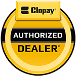 Dependable Overhead Door is a proud Authorized Clopay Dealer